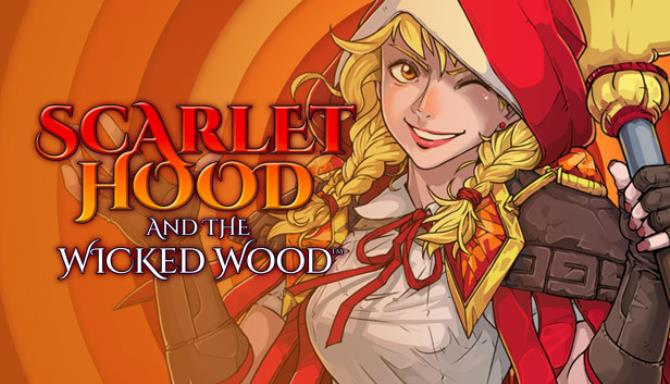 Scarlet Hood And The Wicked Wood-TiNYiSO