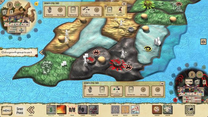 Spirit Island Branch and Claw Torrent Download