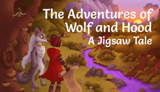 The Adventures of Wolf and Hood A Jigsaw Tale-RAZOR