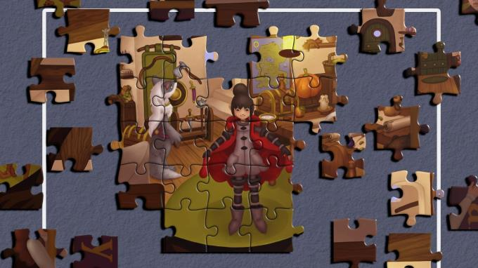The Adventures of Wolf and Hood A Jigsaw Tale PC Crack