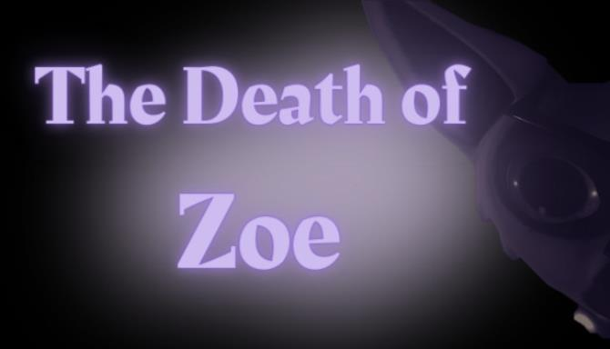 The Death Of Zoe-DARKSiDERS