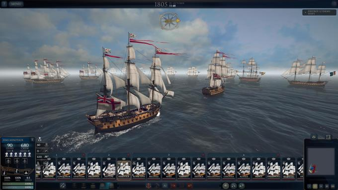 Ultimate Admiral Age of Sail Torrent Download