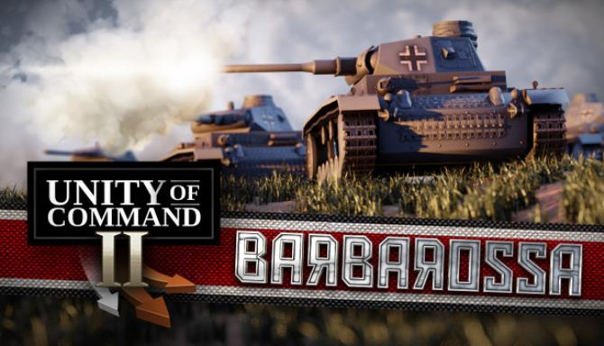 Unity of Command II Barbarossa-CODEX