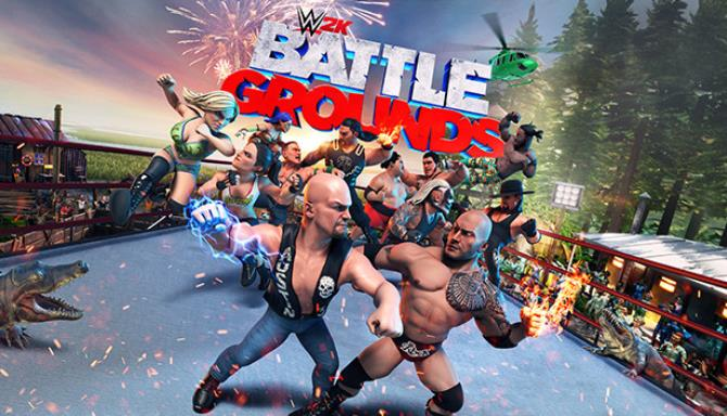 WWE 2K Battlegrounds Update v1 6 0 5-CODEX