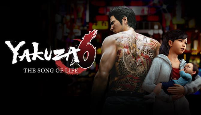 Yakuza 6 The Song of Life Update v20210421-CODEX