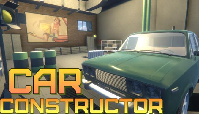 Car Constructor-DARKSiDERS