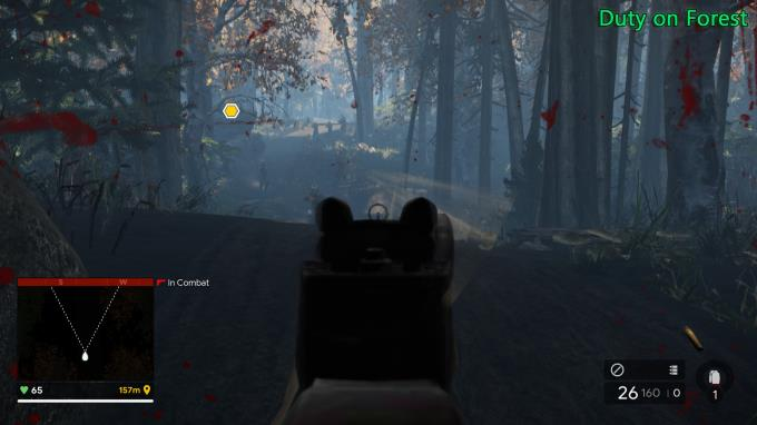 Duty on Forest PC Crack