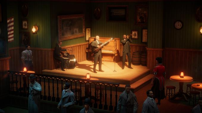 Empire of Sin The Gangster PC Crack