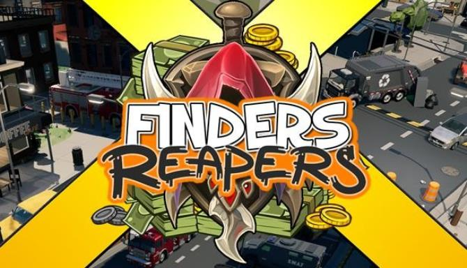 Finders Reapers Update 9 incl DLC-PLAZA
