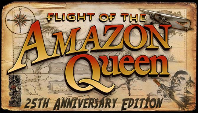Flight of the Amazon Queen 25th Anniversary Edition Free Download