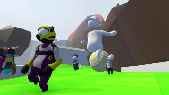Human Fall Flat Forest PC Crack