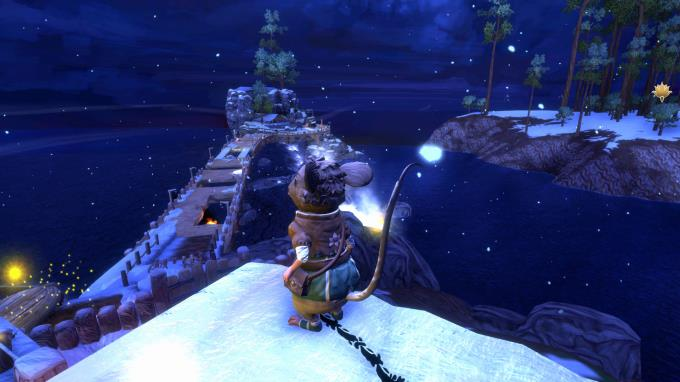 The Lost Legends of Redwall The Scout Act I Wield the Wonder PC Crack