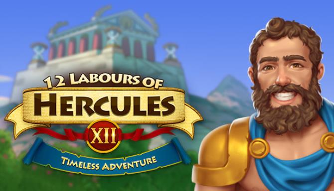 12 Labours of Hercules XII Timeless Adventure Collectors Edition-RAZOR