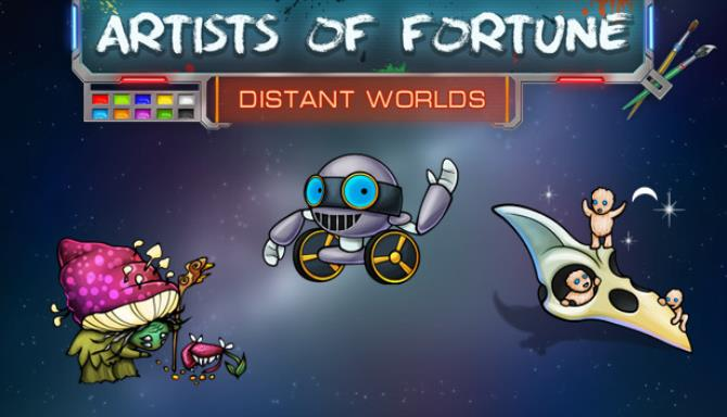 Artists of Fortune Distant Worlds Free Download