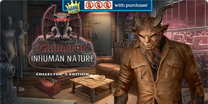 Chimeras Inhuman Nature Collectors Edition Free Download
