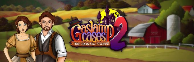 Gaslamp Cases 2 The Haunted Village Free Download