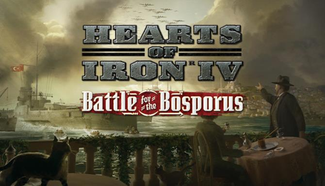 Hearts of Iron IV Battle for the Bosporus Update v1 10 6 incl DLC-CODEX