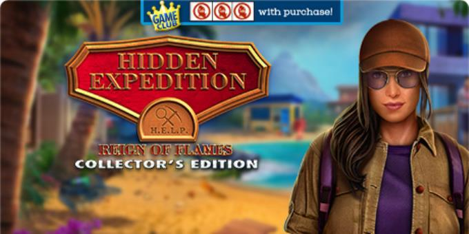 Hidden Expedition Reign of Flames Collectors Edition Free Download