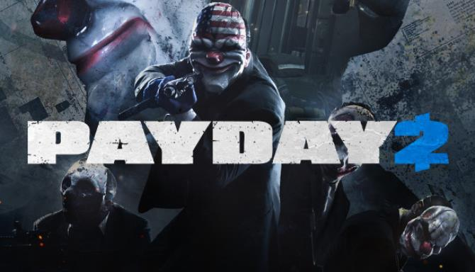 PAYDAY 2 City of Gold Update 208 incl DLC Free Download