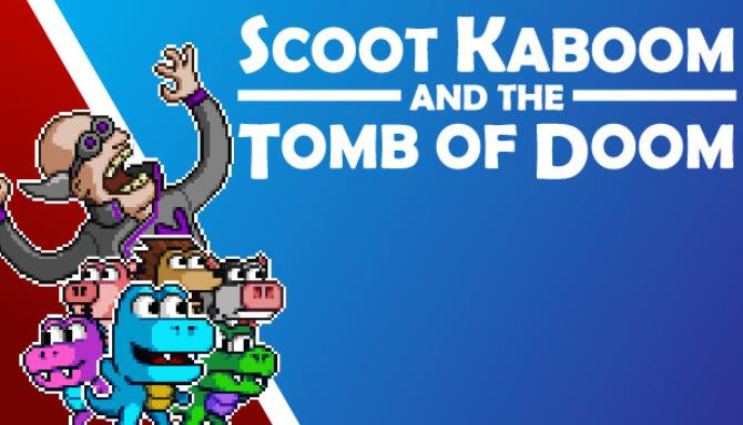 scoot kaboom and the tomb of doom 60bd360aa2888