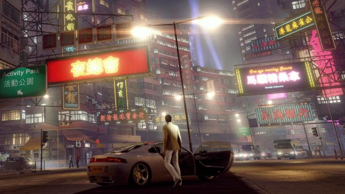 Sleeping Dogs: Definitive Edition Torrent Download