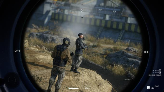 Sniper Ghost Warrior Contracts 2 PC Crack