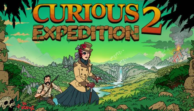 Curious Expedition 2 Terror of the Seas-PLAZA