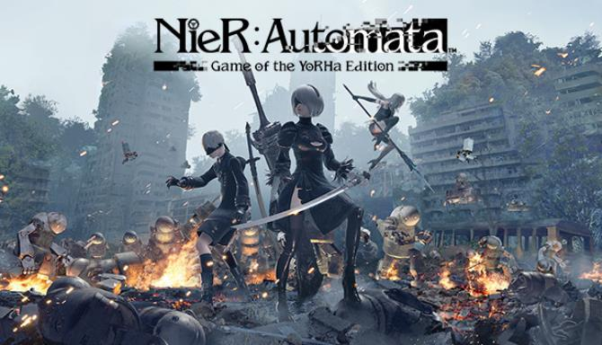 NieR Automata Game of the YoRHa Edition Free Download