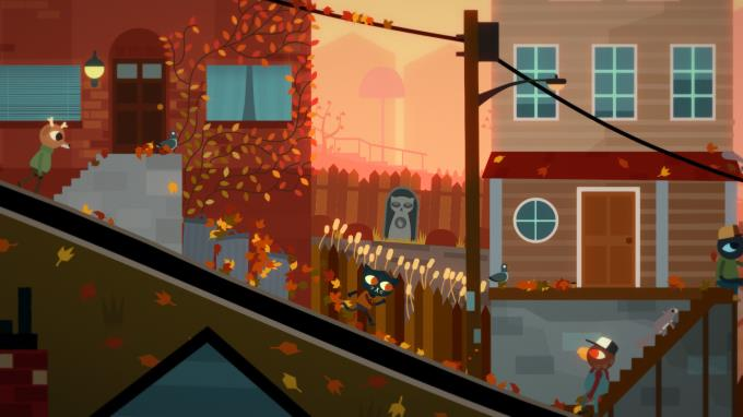 Night in the Woods: Weird Autumn Edition Torrent Download
