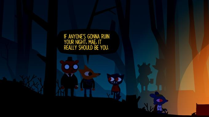Night in the Woods: Weird Autumn Edition PC Crack