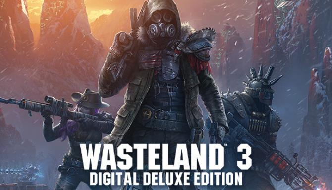 Wasteland 3 - Digital Deluxe Edition j3964 Free Download