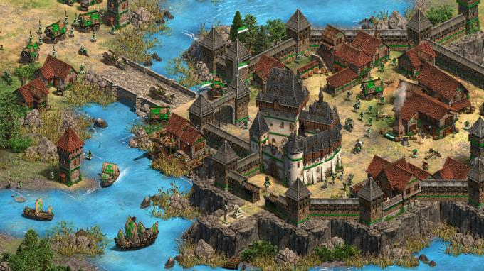Age of Empires II Definitive Edition Dawn of the Dukes Torrent Download