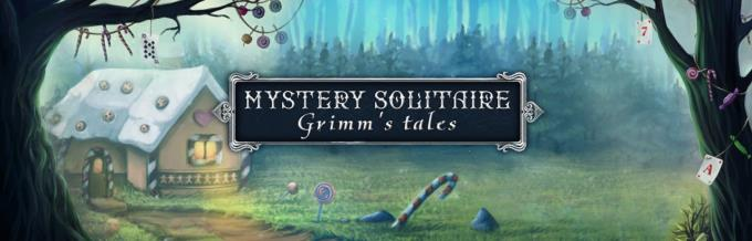 Mystery Solitaire Grimms Tales 3 Free Download