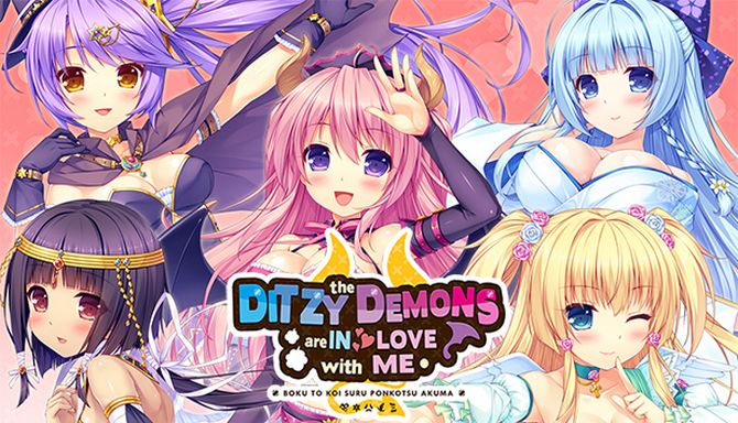 The Ditzy Demons Are in Love With Me-GOG