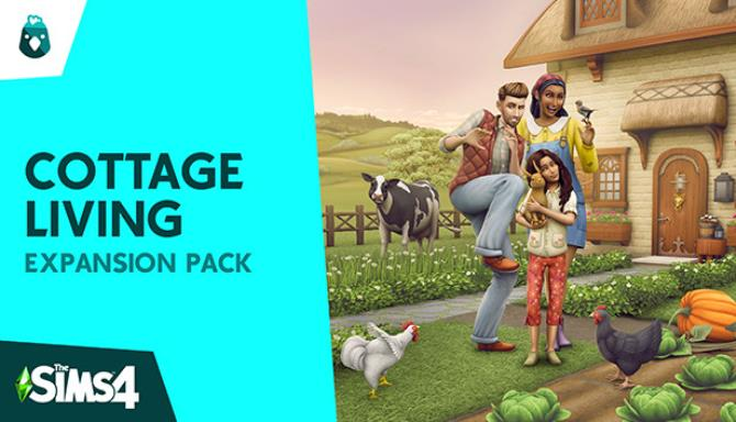 The Sims 4 Cottage Living Update v1 78 58 1030 incl DLC-CODEX