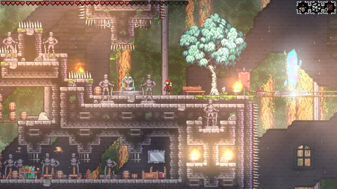 Betrayer: Curse of the Spine Torrent Download